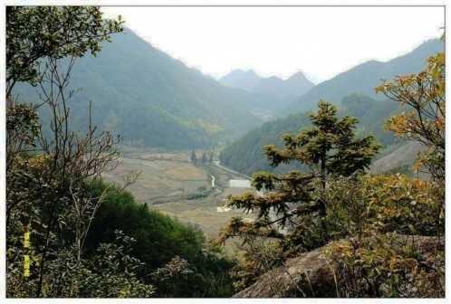 政和洞宫山 政和杨源乡之坂头花桥,洞宫山风景区(30