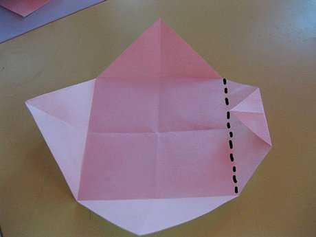 纸船怎么折 乌篷船的折纸图解