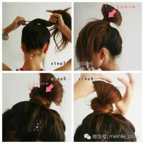 头发的各种扎法 扎头发的方法100种