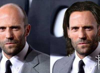 范迪塞尔脱发 光头男星们长出头发会啥样图片
