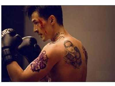 陈奕迅后颈纹身图案 明星经典纹身有寓意