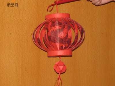 儿童灯笼制作方法 儿童手工制作灯笼方法制作简单图解教程