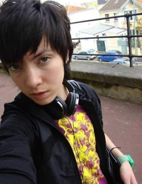 沈航宁 全球最帅的女同性恋