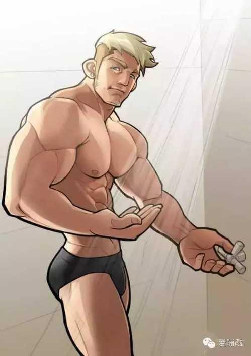大肚猛男招鸡自拍系列全集_健美肌肉头像 这是我见过最牛x的肌肉猛男插画