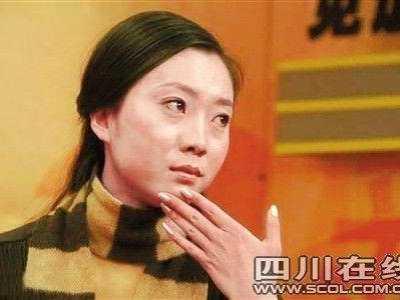 舞蹈演员刘岩 郎昆娇妻刘岩含泪谈家庭