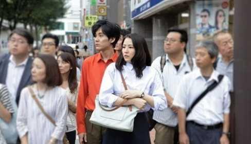长泽雅美松田龙平《散步的侵略者》组CP 《解忧杂货店》日本定档9.23