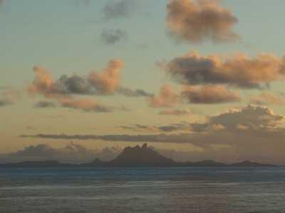 大溪地旅游攻略 最美的岛屿——大溪地博拉博拉岛