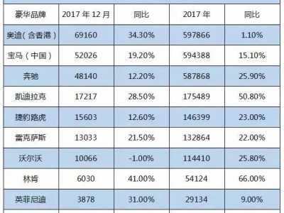 中国豪车最多的人 冠军仍是最了解中国人的品牌