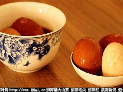 五香茶叶蛋的做法 煮谈营养及