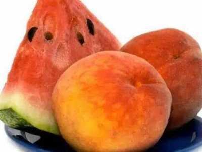 桃子和西瓜能一起吃吗 可以一起吃而且营养互补